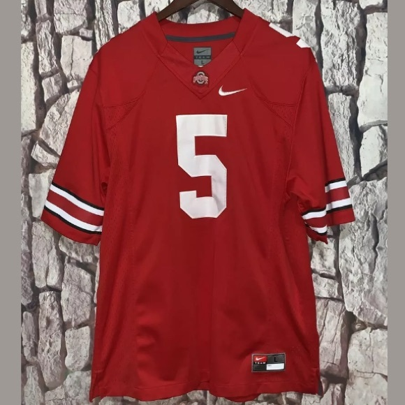 huge discount 73bdb 88802 Nike #5 Braxton Miller Ohio State Buckeyes